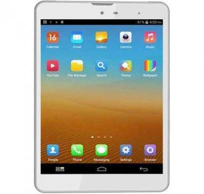 d-link d100 calling tablet 16 gb (white) with free tablet cover