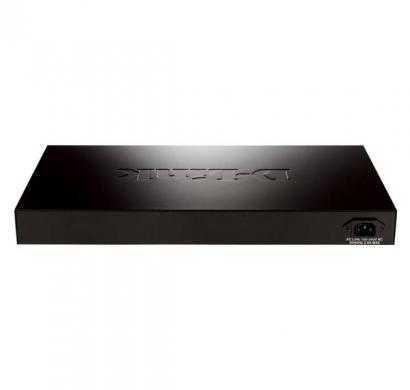 d-link dgs-1210-28 giga network switch (black)