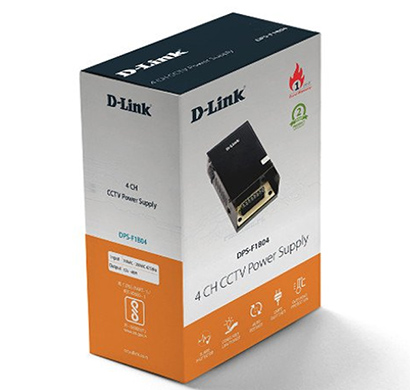 d-link (dps-f1b04) 4ch cctv power supply