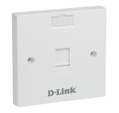 d-link (nfp-0whi11) single faceplate