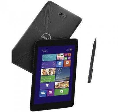 dell venue 8 pro 5000 series tablet 64 gb (black)