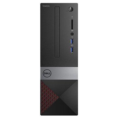 dell vostro 3471 desktop ( intel core-i5 9400u/ 9th gen/ 4gb ram/ 1tb hdd/ dos/ with dvd/ no monitor/ black), 3 years warranty