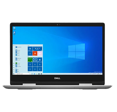 dell inspiron 5491 (c562522win9) laptop (intel core i3/10th gen/ 4 gb ram/1 tb hdd/256 gb ssd/windows 10/ms office/14 inch fhd/integrated graphics),silver