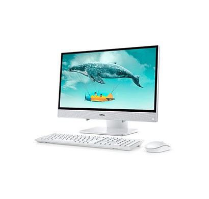 dell 3280 all in one desktop (pdc gold/ 4gb ram / 1tb hdd/ windows 10/ ms office/ 21.5 inch/ 3 years warranty) white