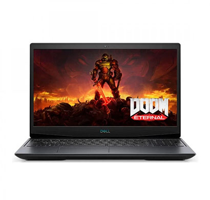 dell g5 15 5500 gaming laptop (intel core i7-10750h/ 10th gen/ 8gb ram / 1 tb hdd/ windows-10 home + ms office/ 6gb nvidia geforce gtx 1660 ti graphics/ 15.6 inch/ 1 year warranty) black