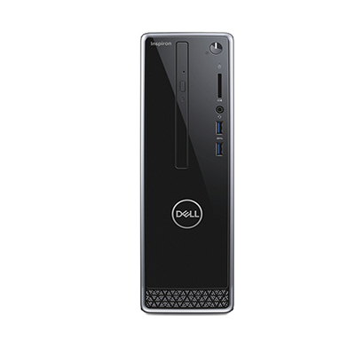 dell inspiron 3470 desktop (intel core i5/ 8th gen/ 8gb ram / 1tb hdd / windows 10/ ms office / no monitor) black