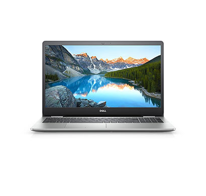 dell inspiron 5593 laptop (10th gen core i5-1035g1/ 8gb ram/1tb hdd + 256gb ssd/ windows 10 home/ ms office/ 2gb graphics/ 15.6-inch), platinum silver