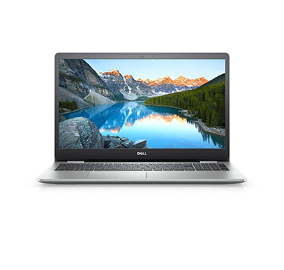 dell inspiron 3593 laptop (intel core-i3/ 10th-gen/ 8gb ram/ 1tb hdd/ windows 10+ ms office/15.6 inch screen/ 1 year warranty), silver
