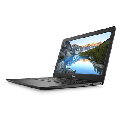 dell inspiron 3593 laptop (intel core i3-1005g1/ 10th-gen/ 8gb ram/ 1tb hdd/ windows 10+ ms office/ integrated graphics/ 15.6 inch), black
