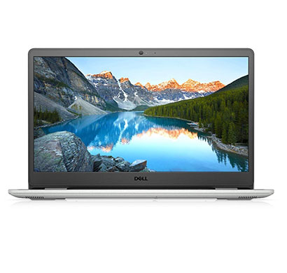 dell inspiron 3501 laptop (intel core i5/ 11th gen/ 4gb ram/ 1tb hdd + 256gb ssd/ windows 10 + ms office/ 15.6 inch/ 1 year warranty) , silver