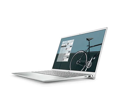 dell inspiron 5502 laptop (intel core i7/ 11th gen/ 8gb ram/ 512gb ssd/ windows 10 + ms office/ 2gb graphics/ 15.6 inch/ 1 year warranty) silver