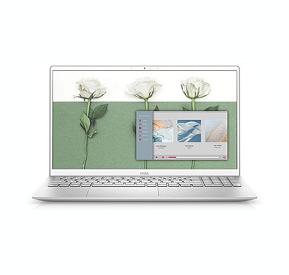 dell inspiron 5502 laptop (intel core i5/ 11th gen/ 8gb ram/ 512gb ssd/ windows 10 home/ 2gb gddr5 nvidia geforce mx330 graphics/ 15.6 inch/ 1 year warranty) silver