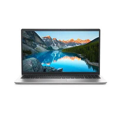 Dell Inspiron 3511 (D560587WIN9S) Laptop (Intel Core I5/ 11th Gen/ 16GB RAM/ 512GB SSD / Windows 10 + MS Office/ 15.6 Inch / 1 Year Warranty), PLATINUM SILVER