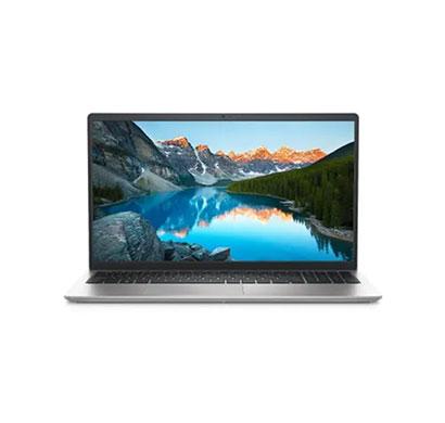 dell inspiron 3511 laptop (intel core i5/ 11th gen/ 8gb ram/ 1tb hdd + 256gb ssd/ windows 10 + ms office/ 15.6 inch fhd/ 1 year warranty), silver