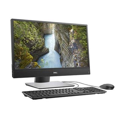 dell optiplex 5270 all in one desktop pc (intel core i3-9100/ 9th gen/ 8gb ram/ 1tb hdd/ 21.5 inch monitor/ ubuntu/ 1 year warranty), black