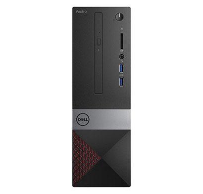 dell vostro 3471 desktop ( intel core-i7-9700 / 9th gen/ 8gb ram/ 1tb hdd/ dos/ with dvd/ no monitor), 3 years warranty