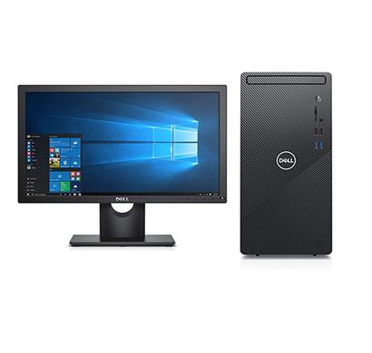 dell vostro 3888 desktop (intel core i5/ 10th gen/ 8gb ram/ 1tb hdd/ dos/ 18.5 inch monitor/ 4 years warranty) black