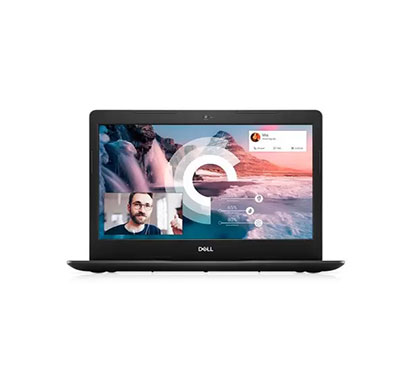 dell vostro 3491 thin and light laptop ( intel core i3-1005g1/ 10th gen/ 8gb ram/ 1tb hdd/ windows 10 + ms office/ 14 inch/ 1 year adp) black