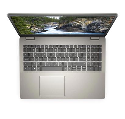 dell vostro 3500 laptop (intel core i5/ 11th gen/ 8gb ram/ 1tb hdd / dos/ 15.6 inch/ 1 year warranty) dune color