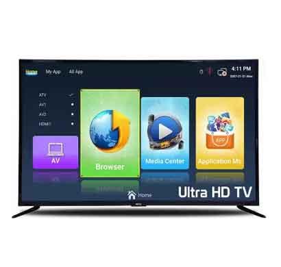 detel 49 inch (124cm) smart 4k ultra hd led tv (di49ska)