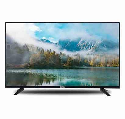 detel 32 inch (80 cm) hd led tv with 1 year warranty / black (di32sf)
