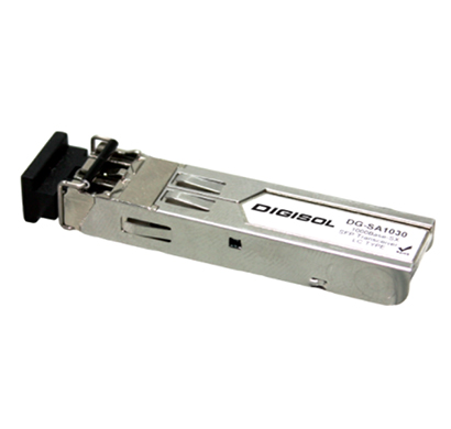 digisol (dg-sa1136) 1000base-zx sfp transceiver lc type (80kms)