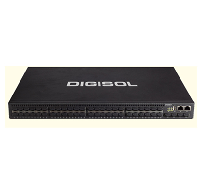 digisol (dg-gs4952fse) 10g ethernet routing switch, 48 x1g(sfp) +