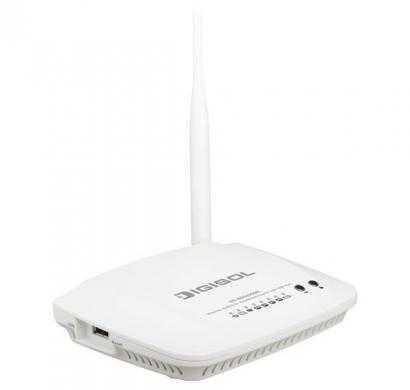 digisol dg-bg4100nu 150 mbps wireless adsl router