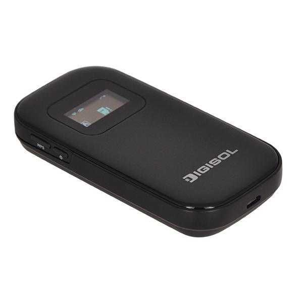 Digisol DG-HR1060MS 150Mbps Wireless Portable Router