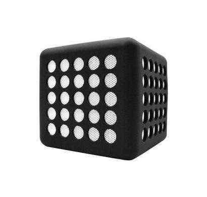 digital essentials cube wireless speaker-black