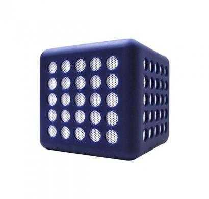 digital essentials cube wireless speaker-blue
