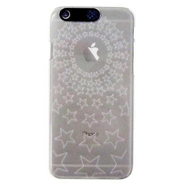 Digital Essentials iPhone-6 Flashing Clear Case