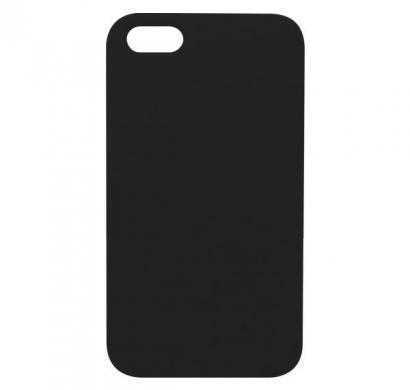 digital essentials mobile cover iphone-4 - black