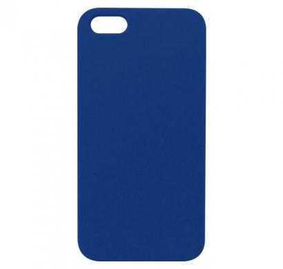 digital essentials mobile cover iphone-5 - blue