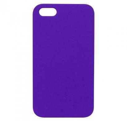 digital essentials mobile cover iphone-5 - purple
