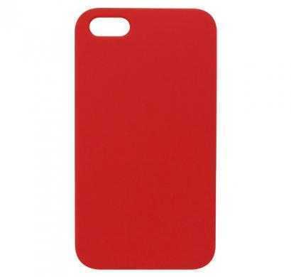 digital essentials mobile cover iphone-5 - red