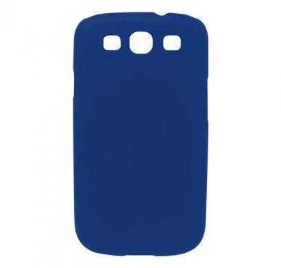 digital essentials samsung galaxy s3 back case- blue