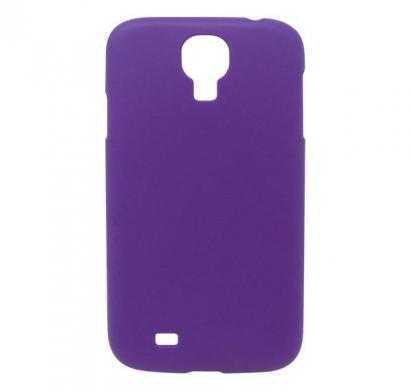 digital essentials samsung galaxy s4 back case - purple