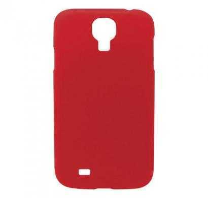 digital essentials samsung galaxy s4 back case - red