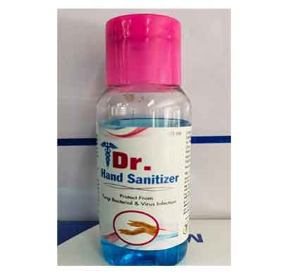 dr. hand sanitizer 70% alcohol ( 50ml )