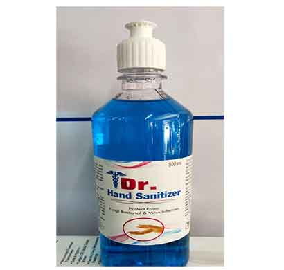 dr. hand sanitizer 70% alcohol ( 500 ml )
