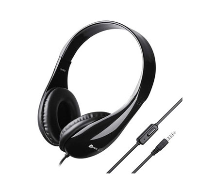 enter-go stunner x2 wired headphones with mic
