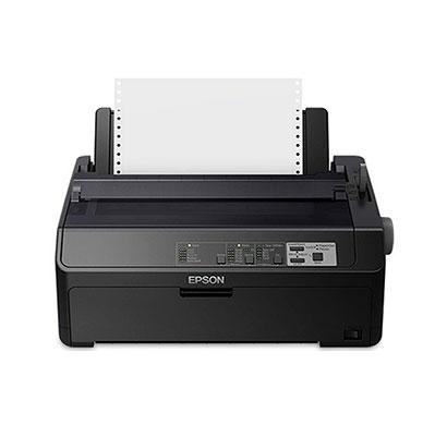 epson fx-890ii dot matrix printer(black)