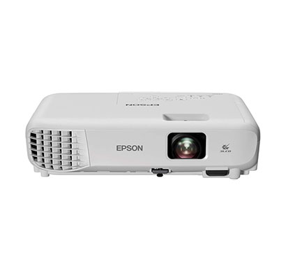 epson eb-e01 3lcd, 3300 lumens, easy alignment, portable xga projector