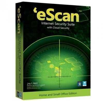escan internet security suite with cloud security 10 pc