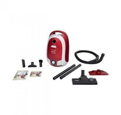 eureka forbes vogue dry vacuum cleaner (red)