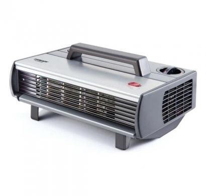 eveready hc2000 fan room heater (black)