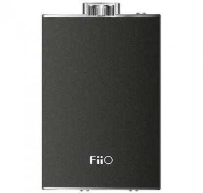 fiio q1 headphone amplifier (black)