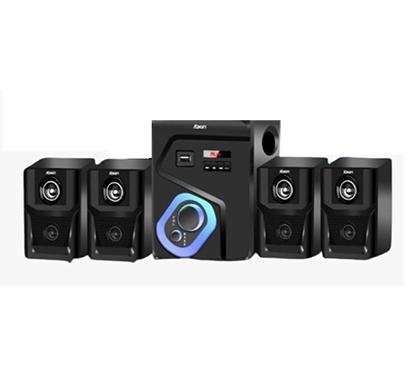 foxin fms-3400 4.1 channel multimedia speakers