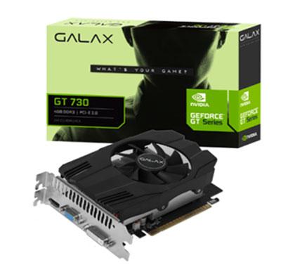 galax geforce gt 730 4gb ddr3 64-bit hdmi/dvi/vga graphics card